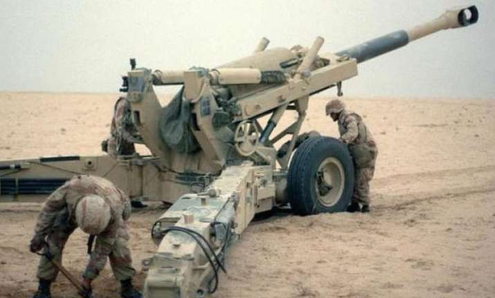 Defence ministry nod to buy 145 artillery guns from US
