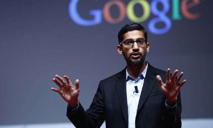 c3604710dba1 Google CEO Sundar Pichai's Quora account hacked | India News – India TV