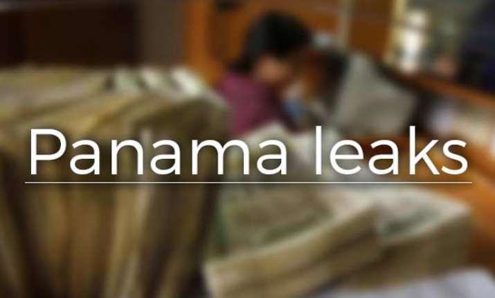 Panama paper leaks