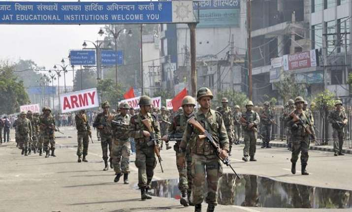 Section 144 to be imposed in Delhi-Haryana border areas
