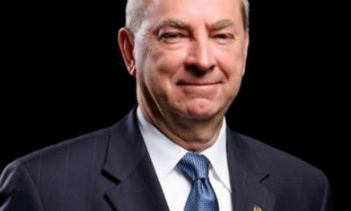 Nigel Lockyer, director of the Fermi National Accelerator