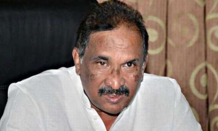 Karnataka minister K.J. George