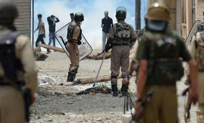 Kashmir on boil.