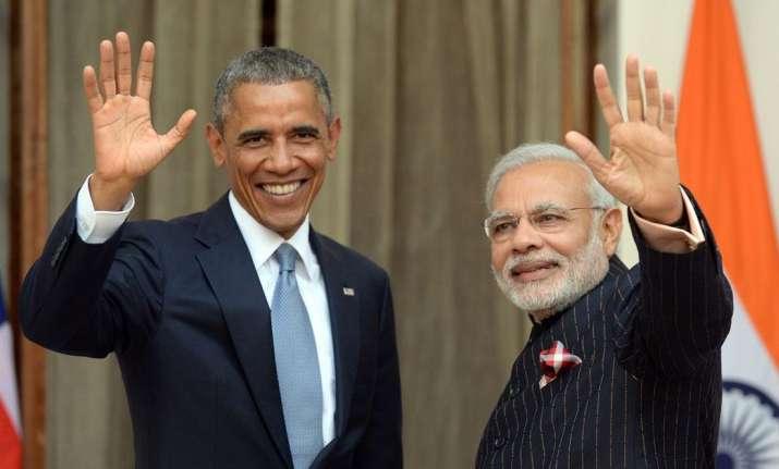 PM Modi with US President Barack Obama