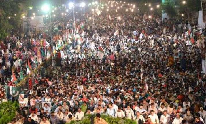 MQM rally in Karachi