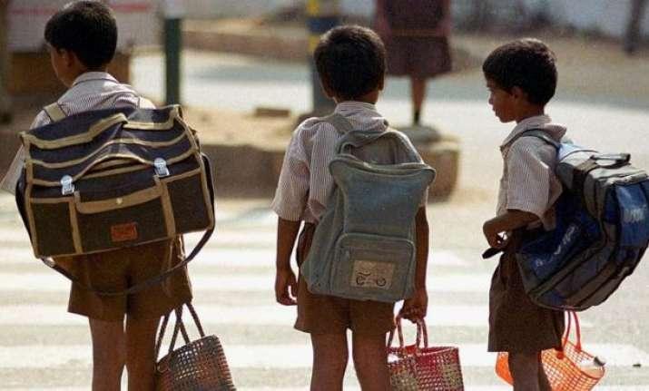 Sharp rise in school attendance as kids go 'bagless' in