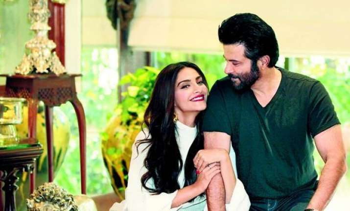 Sonam talks how dad Anil Kapoor cut her off when she was