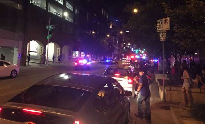 Shooting in Austin, Texas reported