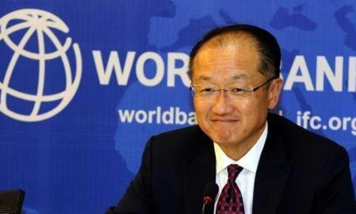 Jim Yong KIm reapponited as world bank president