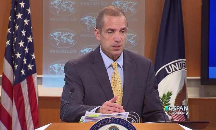 State Department Deputy Spokesman Mark Toner