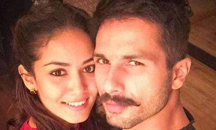 How Shahid is putting Mira's hair band to his 'good'