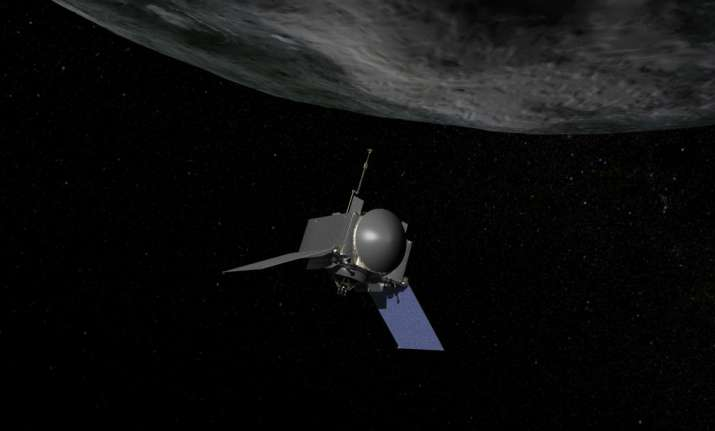 NASA all set for asteroid Bennu mission