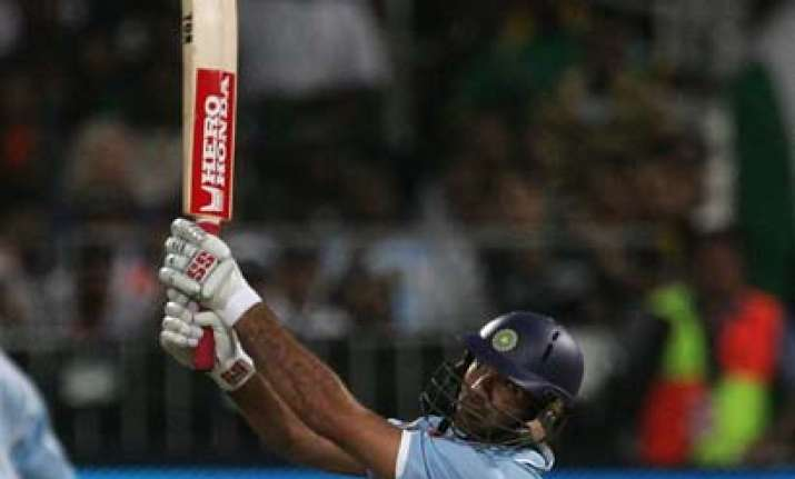 Nine years since Yuvraj Singh's historic six sixes in an