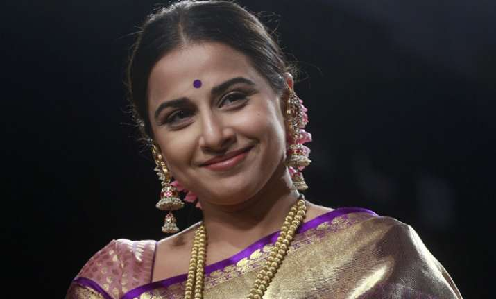 Vidya Balan suffers from dengue, halts shooting of