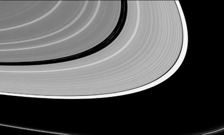 Cassini captures THIS incredible image of Saturn's smallest