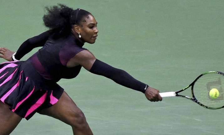 It alleged Serena was allowed to take banned substance in