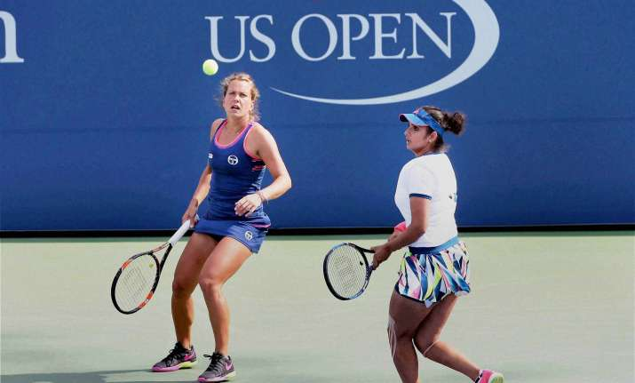 US Open: India's campaign ends as Sania crashes out of