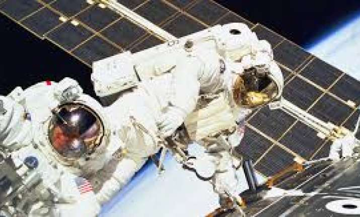 Jeff Williams and Kate Rubins take spacewalk- India TV