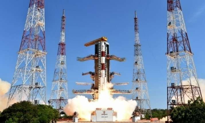 Advanced weather satellite INSAT-3DR | India TV