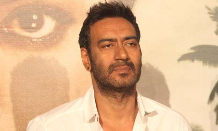 Ajay Devgn confirms his dislike for award functions again