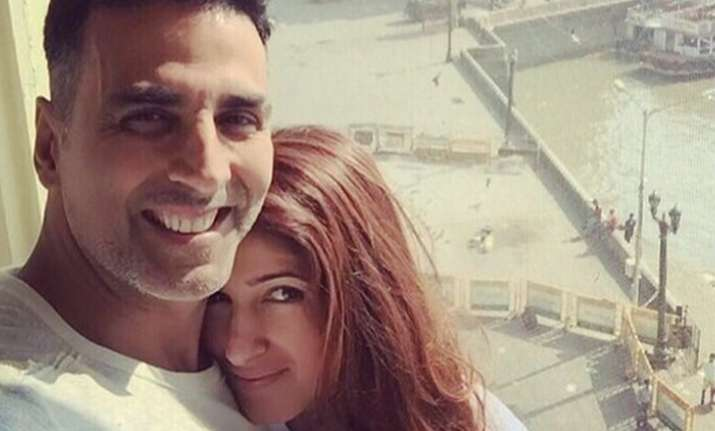 Akshay Kumar's super awesome tattoo of wife Twinkle