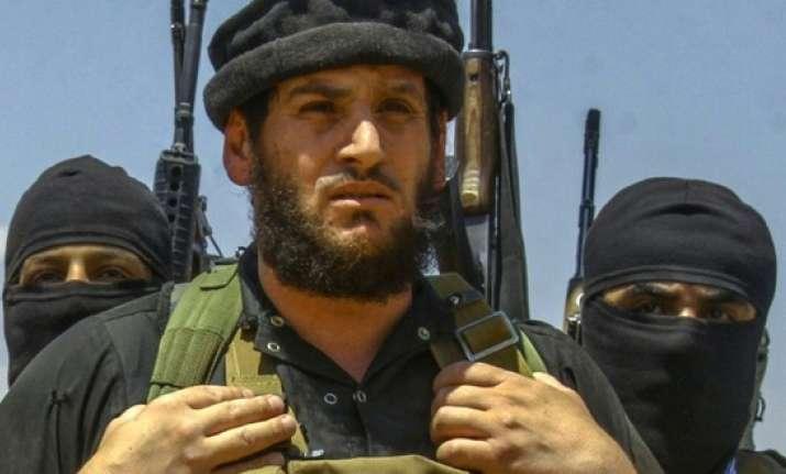 Islamic State leader al-Adnani killed in US air strike,
