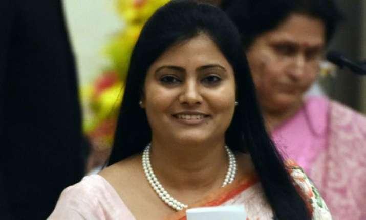 Minister Anupriya Patel on surrogacy bill