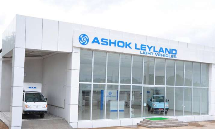 Ashok Leyland stock drops by 3.7 pc on news of merger with
