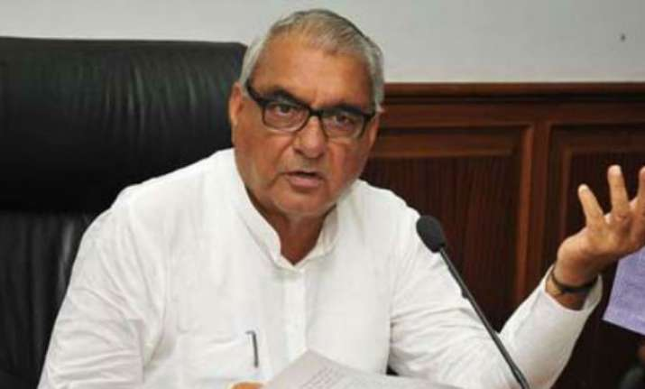 Bhupinder Singh Hooda | India TV