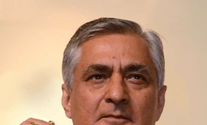 CJI TS Thakur | India TV
