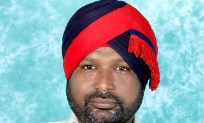Amrik Singh Shera