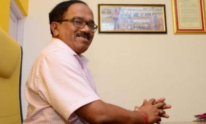 Goa Chief Minister Laxmikant Parsekar