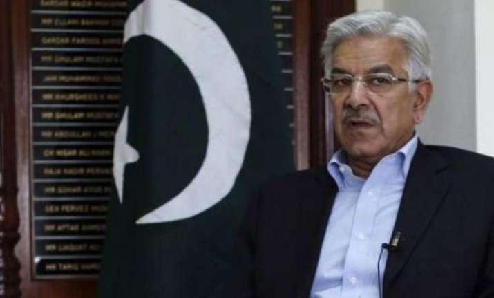 Pakistan defence minister threatens to nuke India