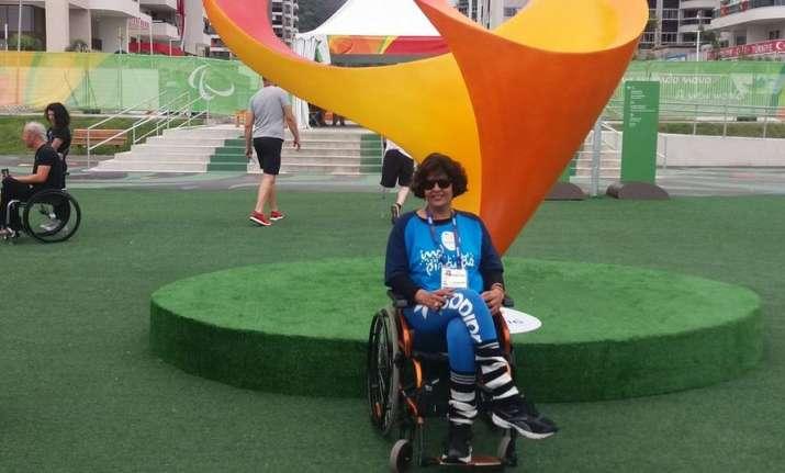 Deepa Malik, Silver Medallist at Rio Paralympics | India TV