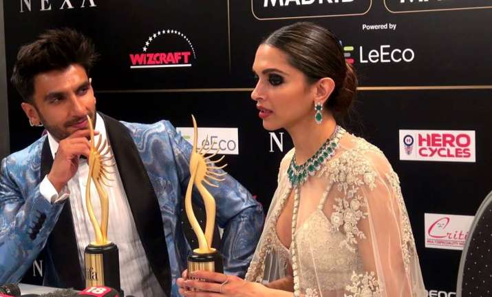 Ranveer is all praises for Deepika in his latest interview