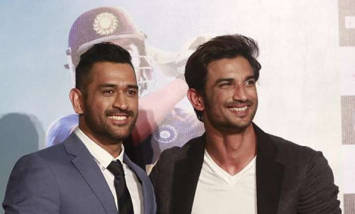 Did Dhoni charge Rs 40 crore for his biopic?
