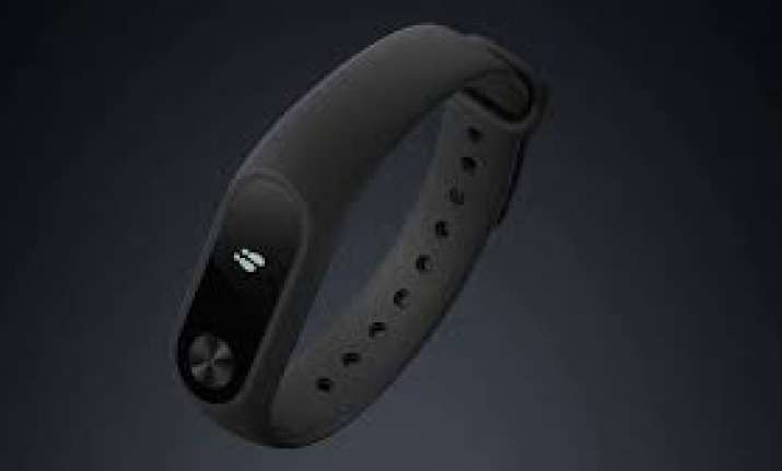Chinese tech giant Xiaomi launches Mi Band 2 in India for