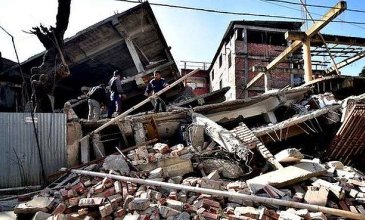 95 per cent India vulnerable to earthquake: BMPTC report