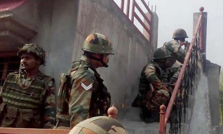 Security forces bust militant hideout in Kashmir; arms,