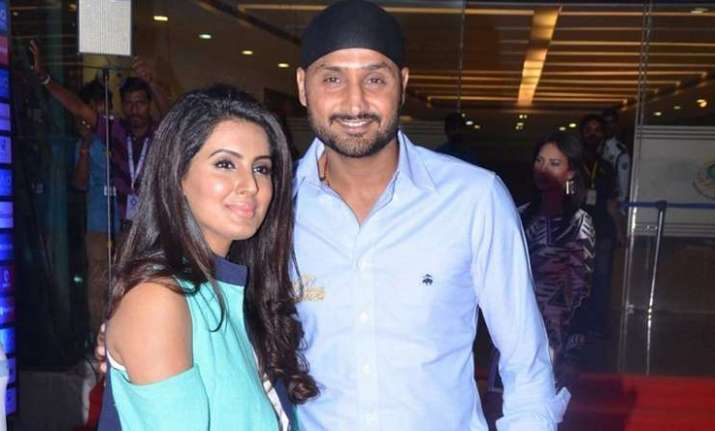 Harbhajan Singh-Geeta Basra give a unique name to their