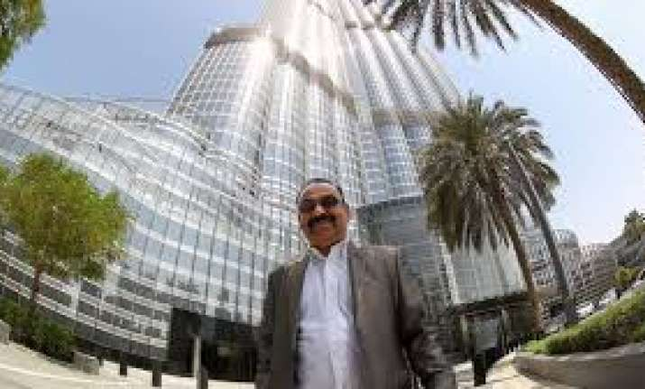 India-born businessman now owns 22 apartments in Burj