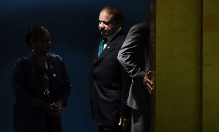 India had reponded sharply on Tuesday to Pakistan PM Nawaz