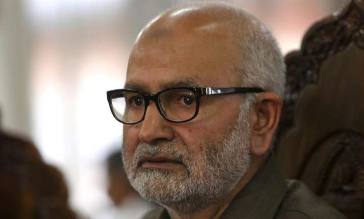 JK Education Minister Naeem Akhtar | India TV