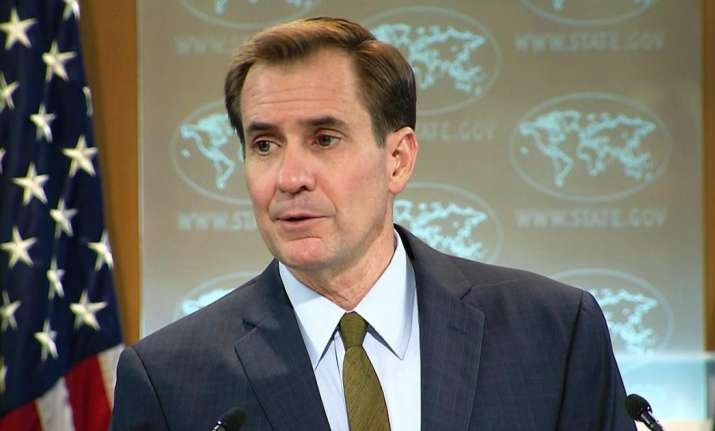 John Kirby, Assistant Secretary and State Department