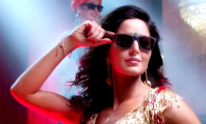 Katrina Kaif was uncomfortable with Kala Chashma song from