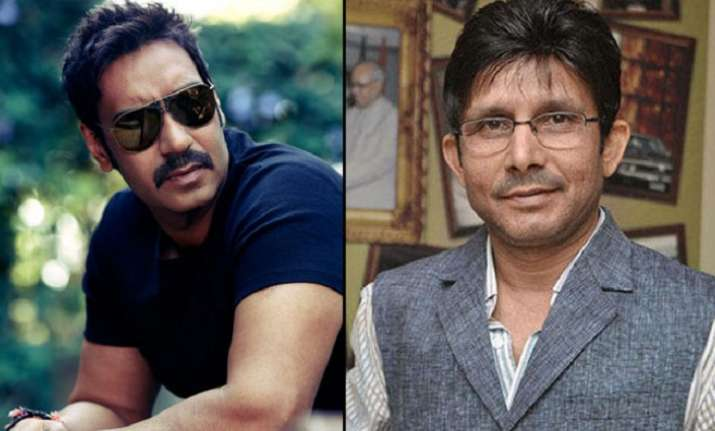 Is this why Ajay Devgn chose to not 'ignore' KRK?