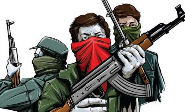 Maoists fourth deadliest terror outfit
