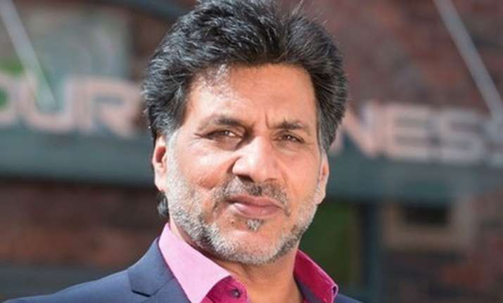 Pakistan-born actor Marc Anwar