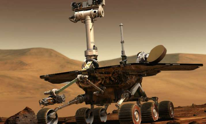 NASA's Mars rover