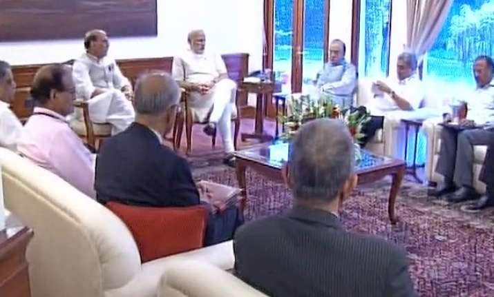 PM chairing high level meet